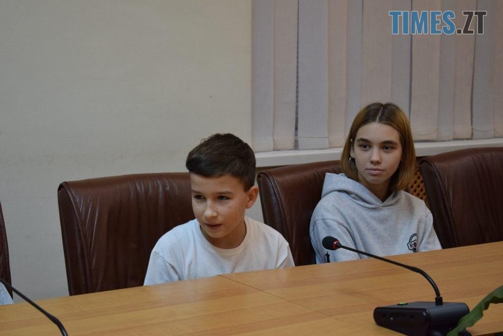 DSC 0242 2 1024x684 - У Житомирі вітали юних переможців Чемпіонату Європи та світу з карате (ФОТО)