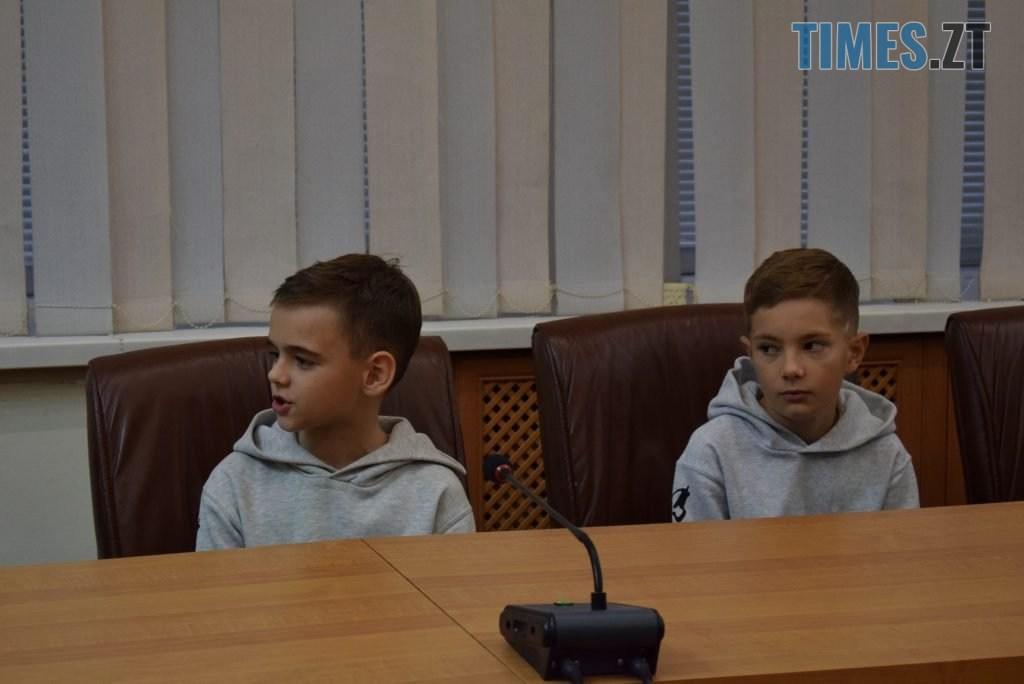 DSC 0243 1 1024x684 - У Житомирі вітали юних переможців Чемпіонату Європи та світу з карате (ФОТО)