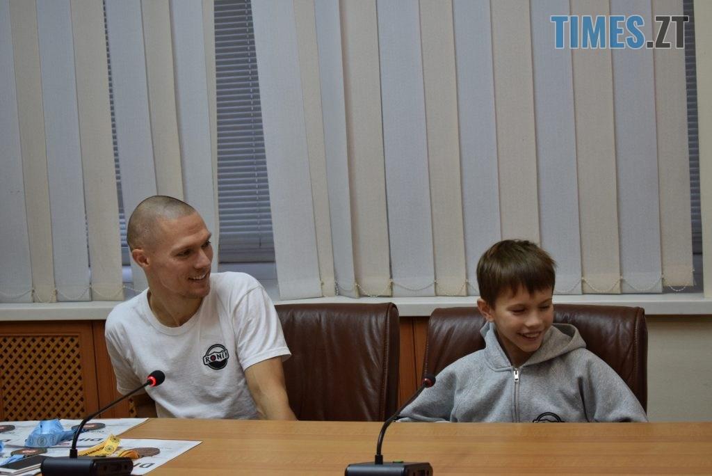 DSC 0247 1 1024x684 - У Житомирі вітали юних переможців Чемпіонату Європи та світу з карате (ФОТО)