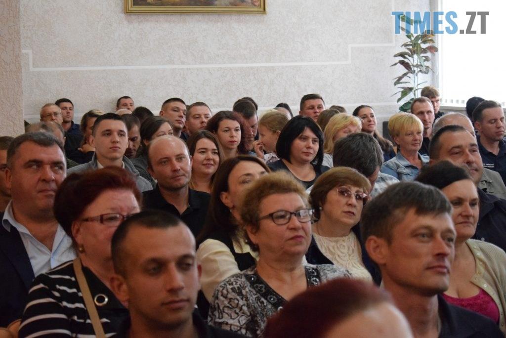 DSC 0252 1024x684 - Полякова, Дзідзьо, Ротару та Psy вітали рятівників з професійним святом (ФОТО)