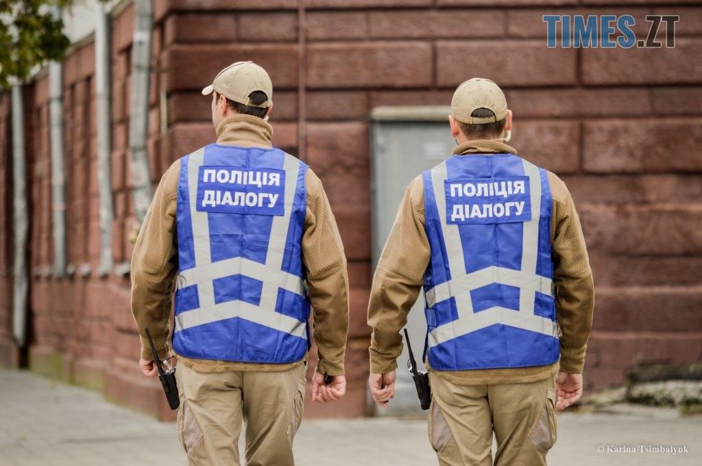 DSC 0277 1024x681 - Через президентів України та Білорусі житомиряни опинились в транспортно-пішохідному колапсі (ФОТО)