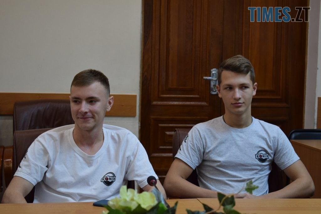 DSC 0300 1024x684 - У Житомирі вітали юних переможців Чемпіонату Європи та світу з карате (ФОТО)