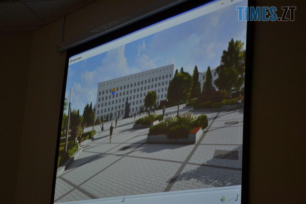 DSC 0328 1 1024x683 - Більше 60 млн гривень  планують витратити на благоустрій центра Житомира (ФОТО)