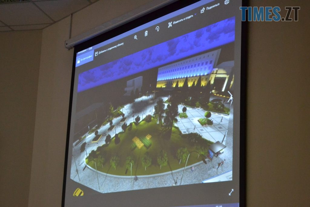 DSC 0336 1024x683 - Більше 60 млн гривень  планують витратити на благоустрій центра Житомира (ФОТО)