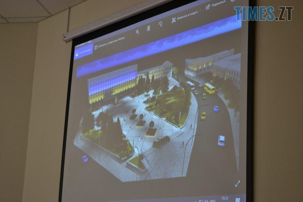 DSC 0339 1024x683 - Більше 60 млн гривень  планують витратити на благоустрій центра Житомира (ФОТО)