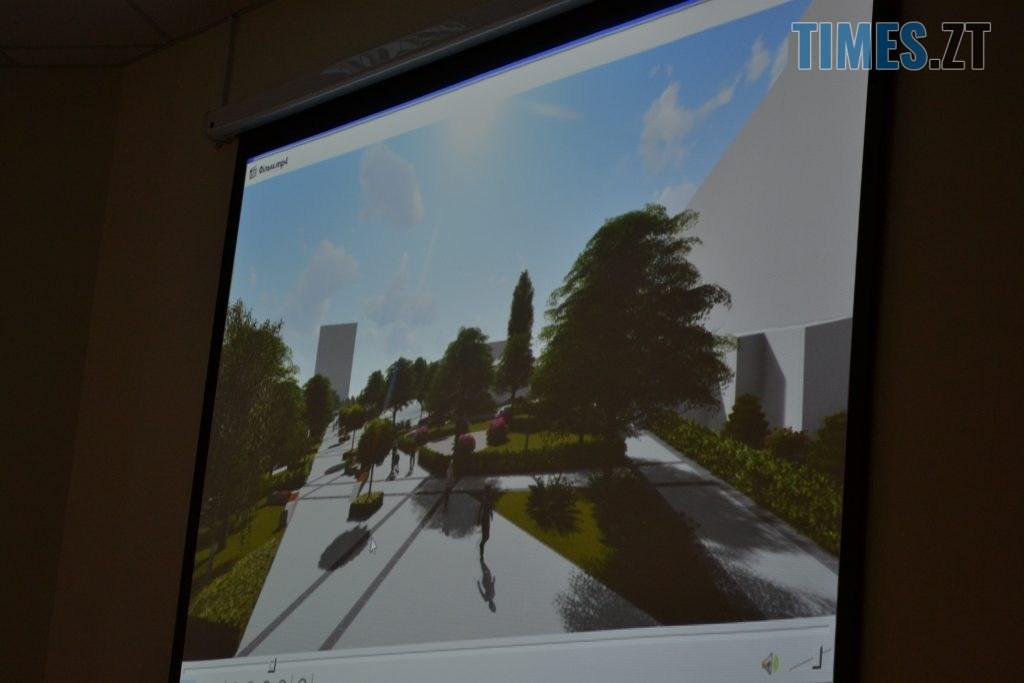 DSC 0342 1024x683 - Більше 60 млн гривень  планують витратити на благоустрій центра Житомира (ФОТО)