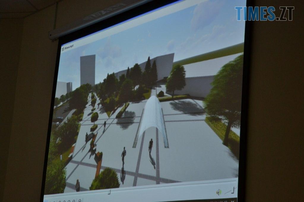 DSC 0346 2 1024x683 - Більше 60 млн гривень  планують витратити на благоустрій центра Житомира (ФОТО)