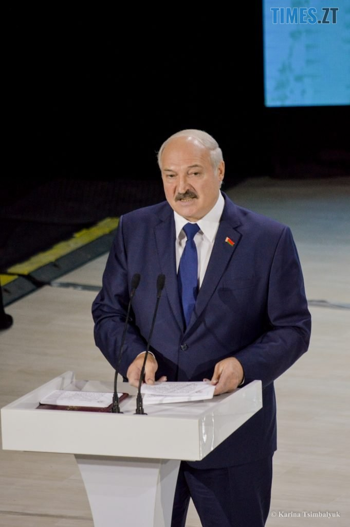 DSC 0446 1 681x1024 - Олександр Лукашенко та Володимир Зеленський замахнулись на проведення Олімпійських ігор