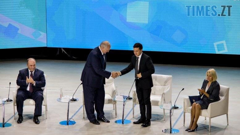 DSC 0461 1 777x437 - Олександр Лукашенко та Володимир Зеленський замахнулись на проведення Олімпійських ігор