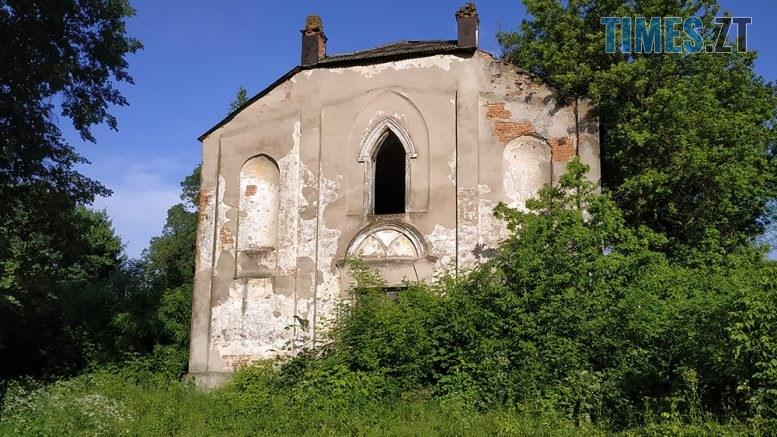 IMG 20190608 075235 777x437 - Проект ESCAPE: Костел Непорочного Зачаття Діви Марії в Житомирській області