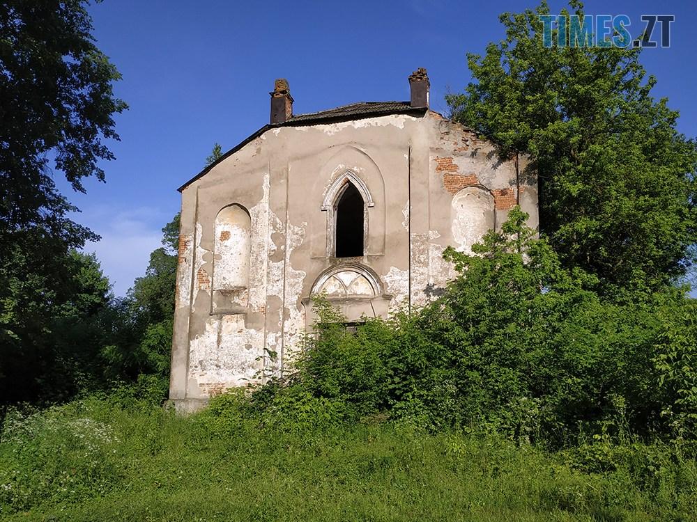 IMG 20190608 075235 - Проект ESCAPE: Костел Непорочного Зачаття Діви Марії в Житомирській області
