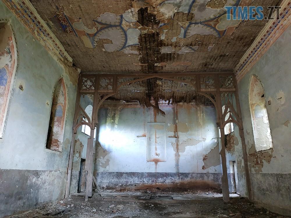 IMG 20190608 075512 - Проект ESCAPE: Костел Непорочного Зачаття Діви Марії в Житомирській області