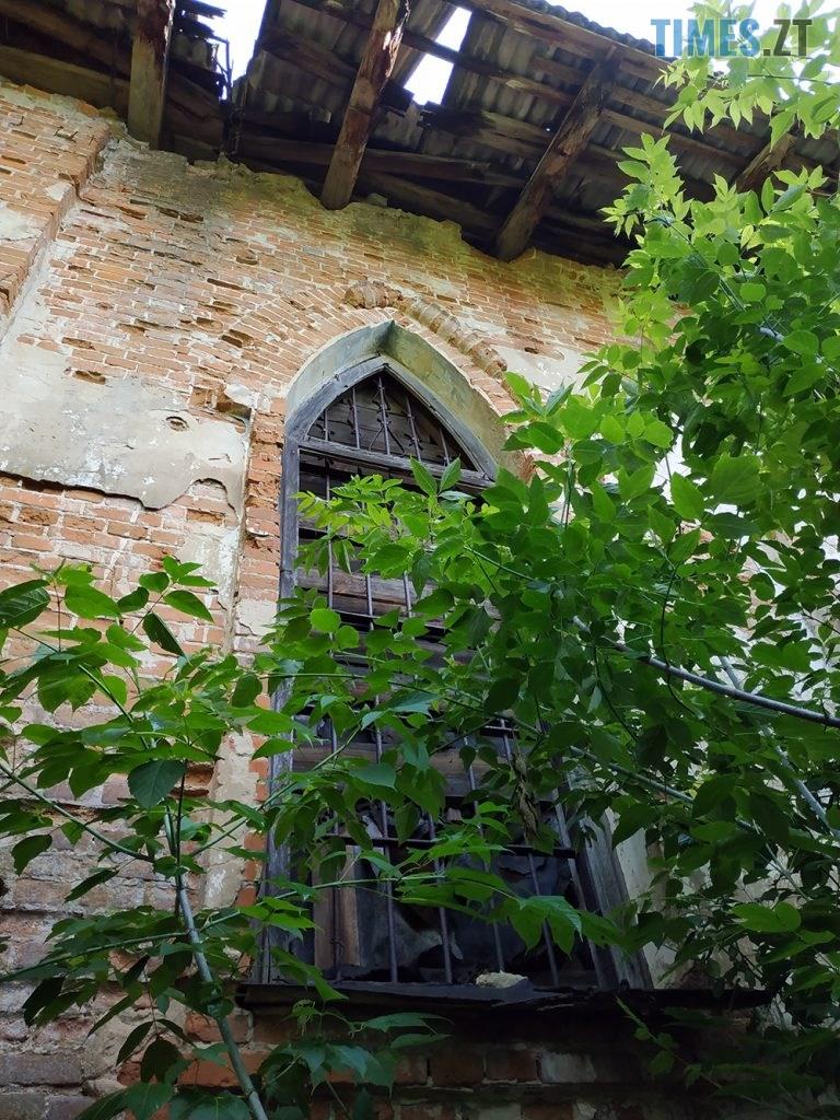 IMG 20190608 083701 768x1024 - Проект ESCAPE: Костел Непорочного Зачаття Діви Марії в Житомирській області