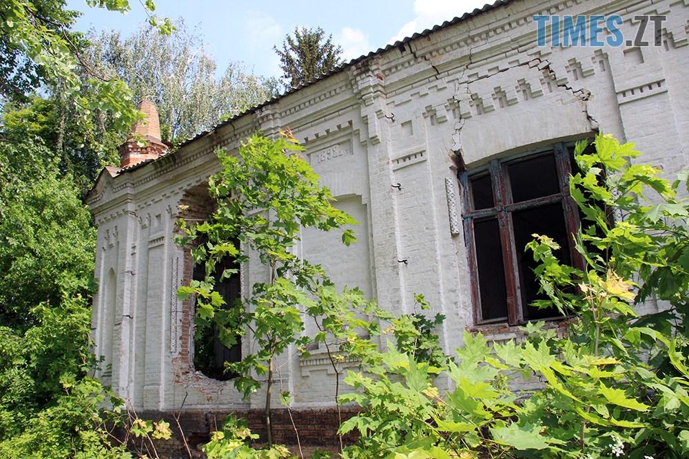 IMG 4064 - Проект ESCAPE: Маєток Модеста Єзерського в селі Іванківці (ВІДЕО)