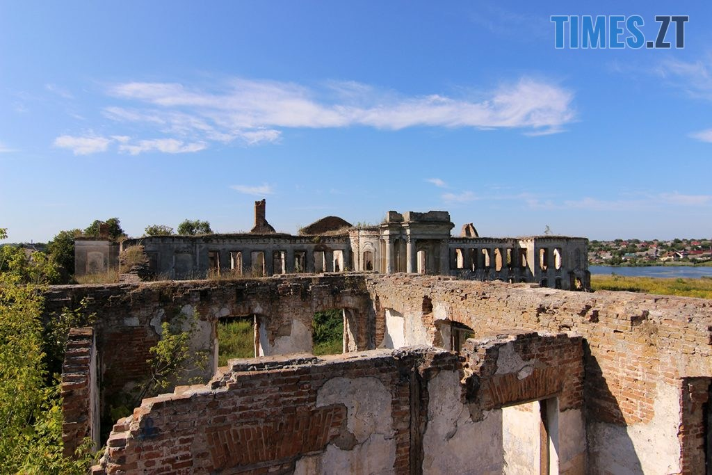 IMG 6876 1024x683 - Проект ESCAPE: Величний палац Сангушків