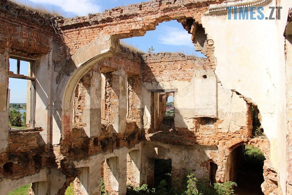 IMG 6952 1024x683 - Проект ESCAPE: Величний палац Сангушків