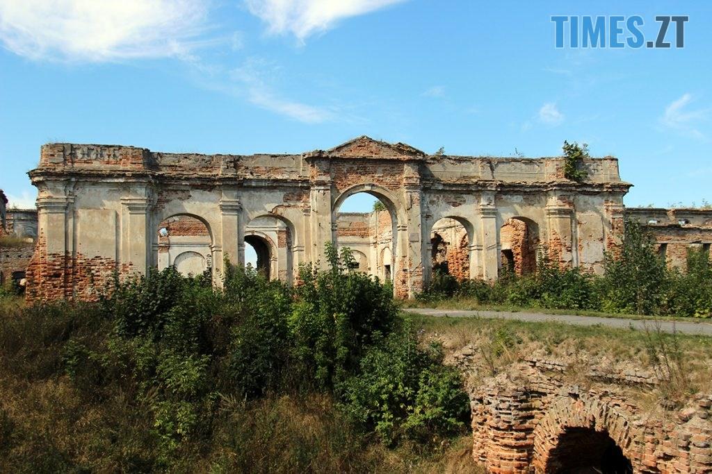 IMG 7017 1024x683 - Проект ESCAPE: Величний палац Сангушків