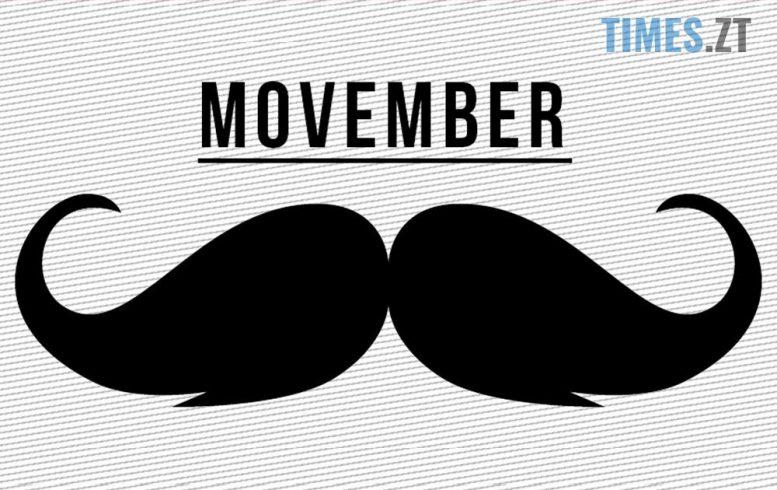 Movember e1573136504495 - У Житомирі чоловіки можуть не голитися протягом листопада