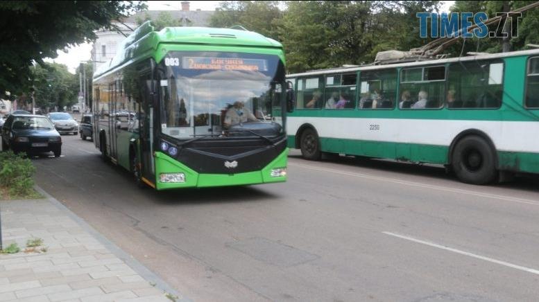 Screenshot 4 5 - Через ситуацію в Білорусі поставка тролейбусів в Житомир знову затримується