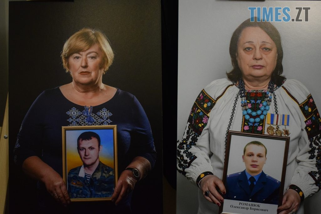 a6f565b4 da76 40d1 bb6f 26733cef41a6 1024x684 - У Житомирі відбулась презентація проєкту «Ми. Мами» синів, які загинули на сході України (ФОТО)