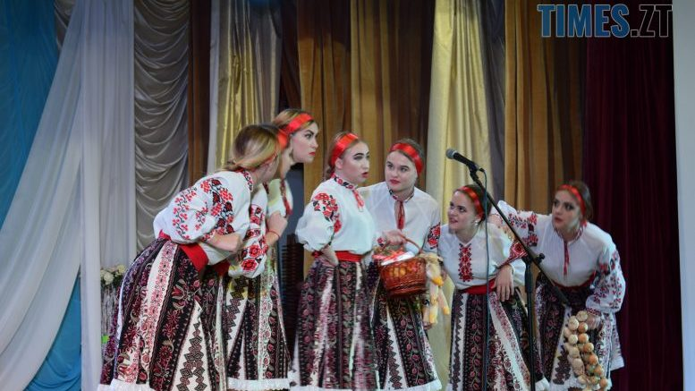 cropped DSC 0159 1 e1573135520797 - У Житомирі працівники культури та аматори народного мистецтва святкують професійний день