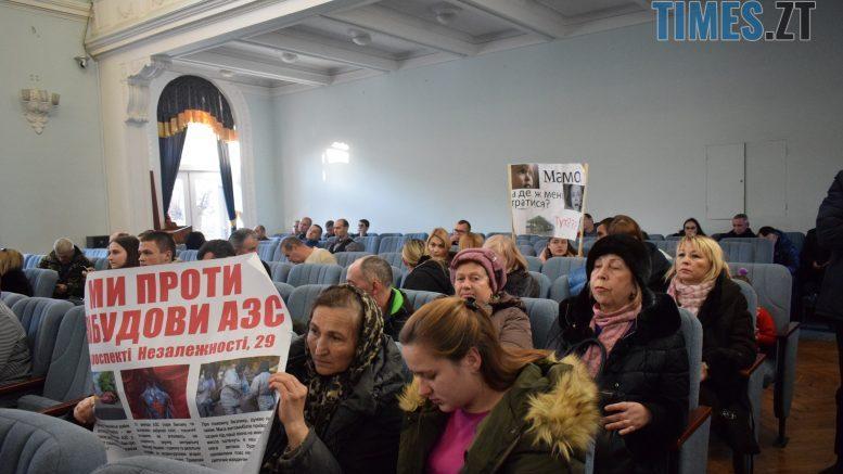 cropped DSC 0187 1 e1575642538121 - Житомирські депутати вдруге не прийняли рішення про мораторій на АЗС на Проспекті Незалежності