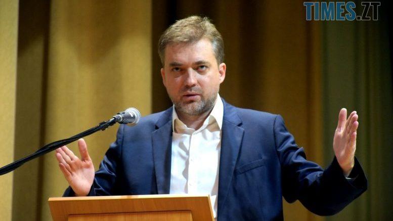 cropped DSC 3773 e1570631076585 - Міністр оборони Сергій Загороднюк: план Штайнмаєра є ризикованим