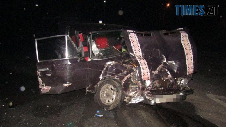 cropped DTP 2 e1580118813606 - У Новограді-Волинському розслідують  ДТП, у якому загинула пасажирка