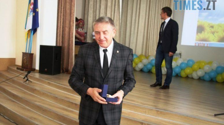 cropped kosh e1570002892306 - Директора Житомирського ліцею Юрія Кошевича нагородять відзнакою за високі заслуги перед містом