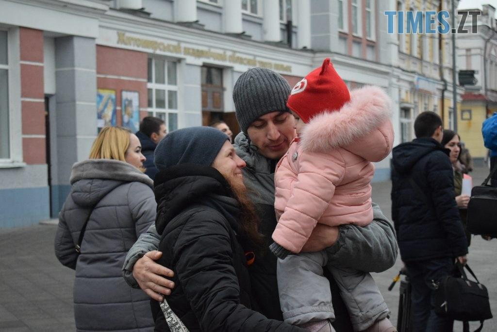 e4c2b0f3 901d 4e48 ac10 47fa6c34c810 1024x684 - Імбирні чоловічки, цукерки, браслети та інформаційні листівки — у Житомирі відбулась всеукраїнська акція «#ДійПротиНасильства» (ФОТО)