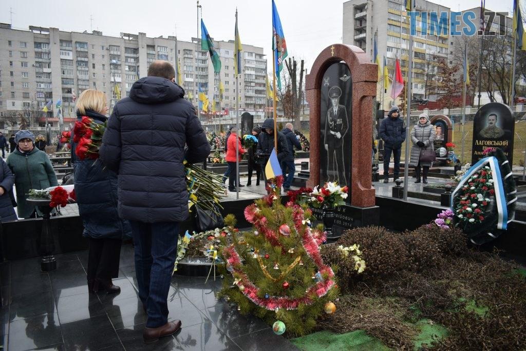 f53c988a 2500 448a a9eb 09417fc20cb9 1024x684 - В Житомирі вшанували пам'ять полеглих у російсько-українській війні