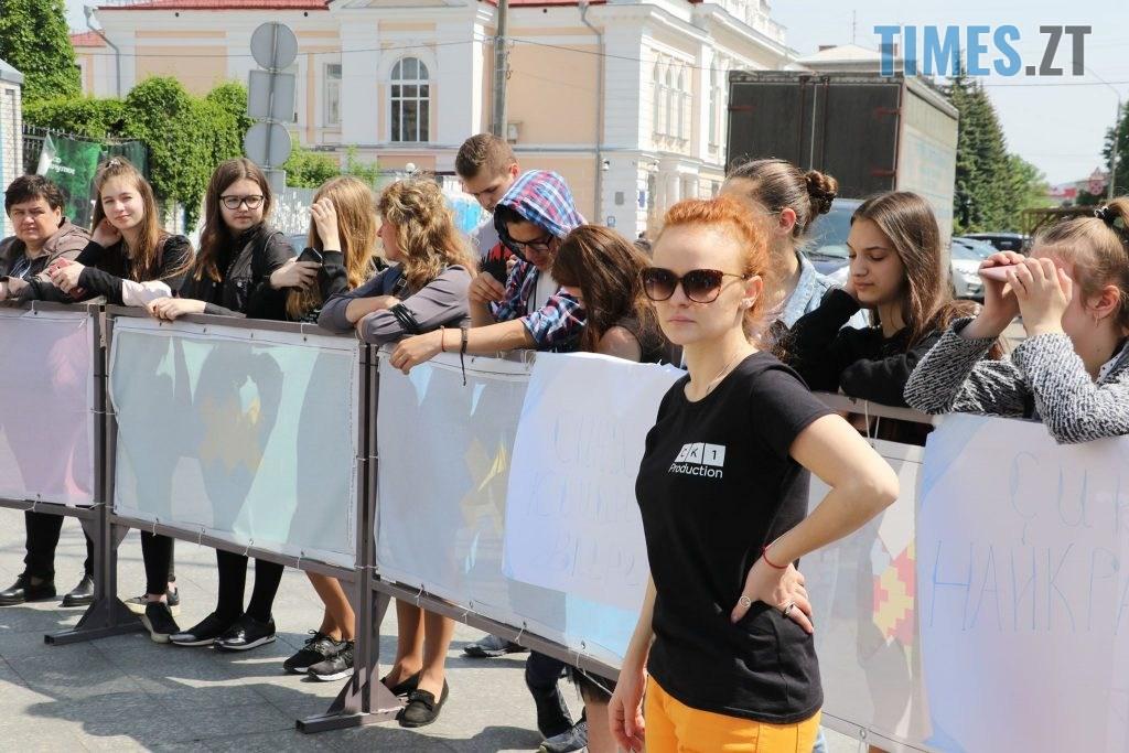 img1558176453 1024x683 - «SALAD JUNIOR FEST» — в Житомирі на Михайлівській змагаються юні кухарі (ФОТО)