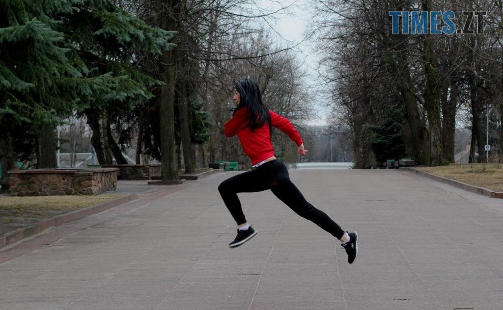 photo5235813864426285972 1024x632 - Анастасія Коханчук — житомирянка, що мріє про перешкоди