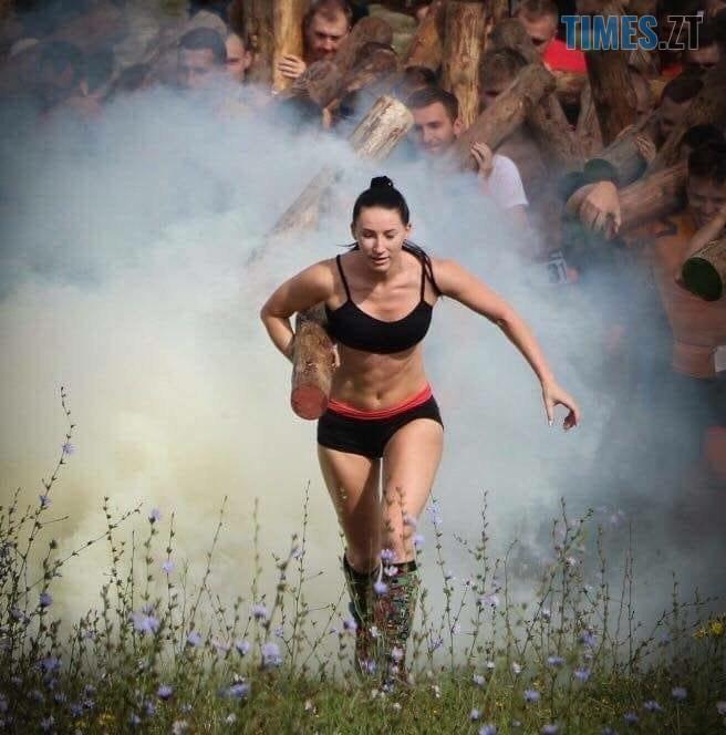 photo5235813864426285975 - Анастасія Коханчук — житомирянка, що мріє про перешкоди
