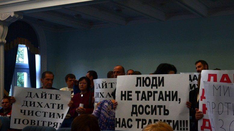 sesiya miskoji rady 14 1 e1573552494846 - Голова ОДА обіцяє перевірити законність роботи всіх автозаправок в Житомирі