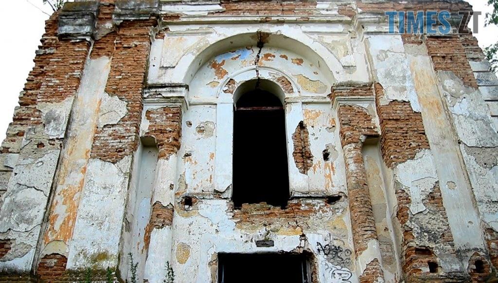 topory 02 1024x581 - Проект ESCAPE: Будівля костелу, яку вже не відновити