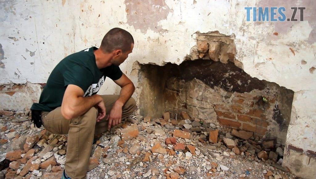 topory 03 1024x581 - Проект ESCAPE: Будівля костелу, яку вже не відновити