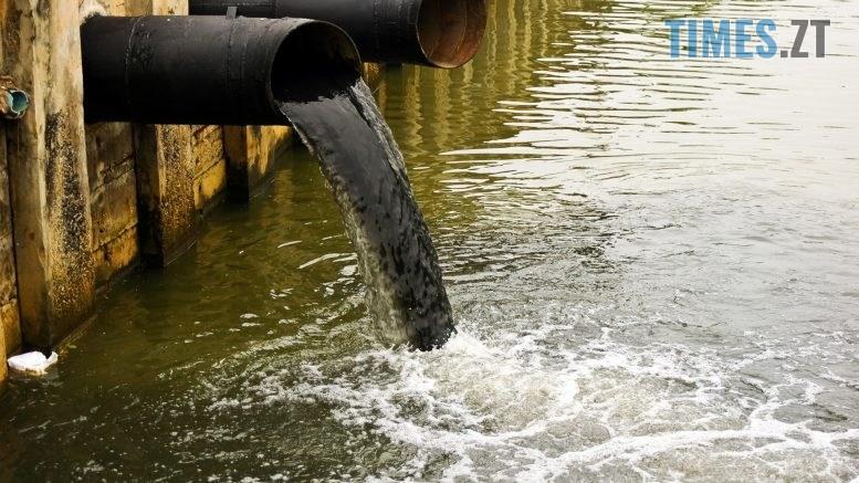 zagryazneniya vody 777x437 - Коростишівський водоканал увійшов до ТОП-100 забруднювачів річок