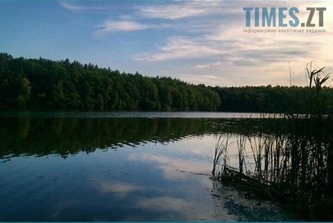 Річка Тетерів | TIMES.ZT