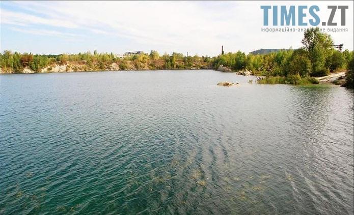 wikimpia - Де в Житомирі плавати добре?