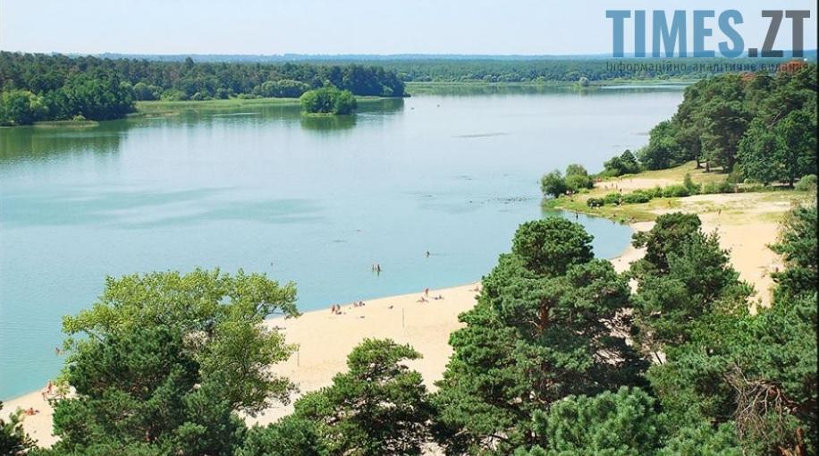 Пляж в Гідропарку. Житомир | TIMES.ZT