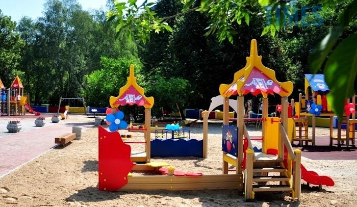 DSC 0767 - (Благо)устрій  житомирських дитячих майданчиків