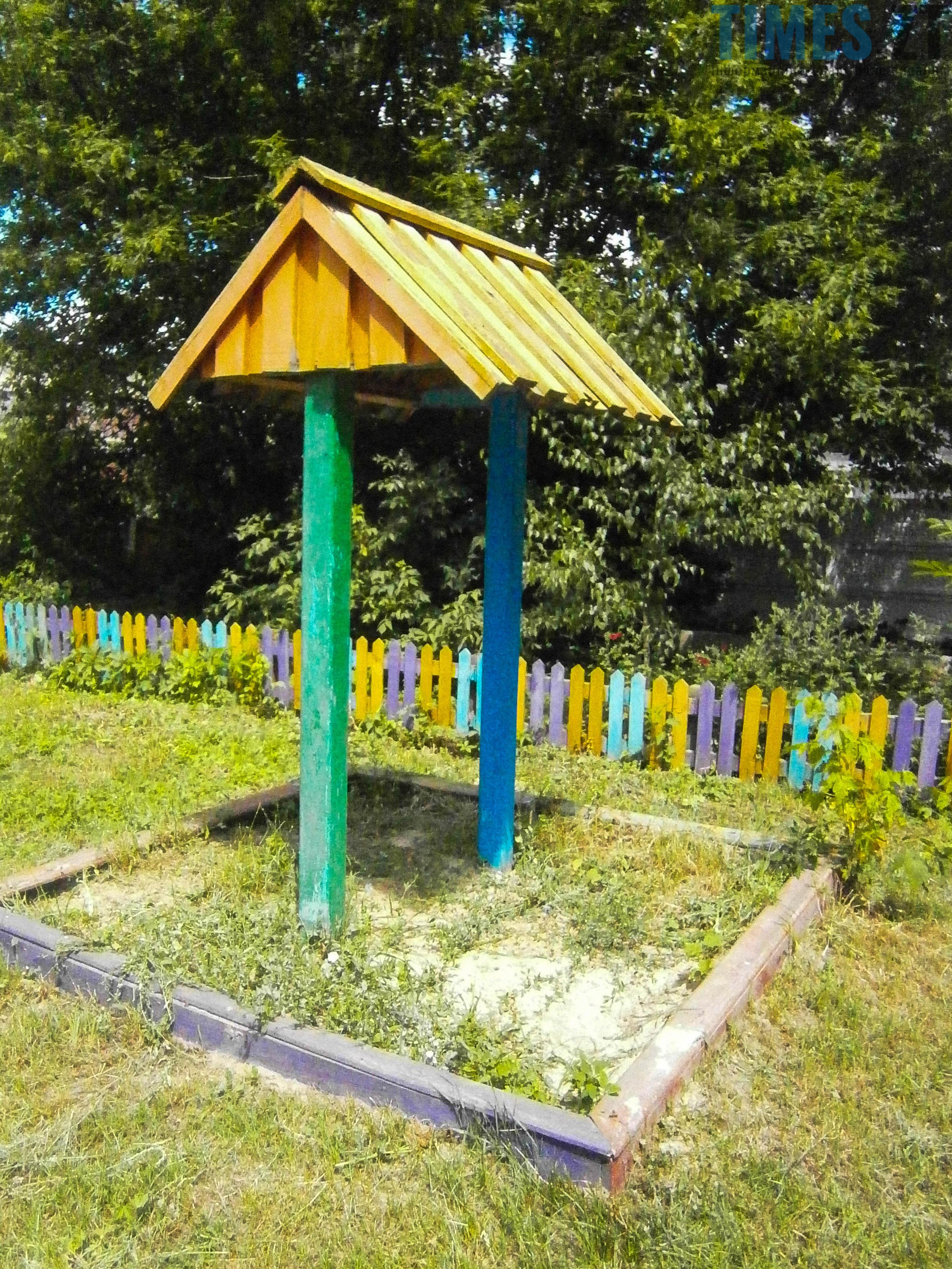 P7161645 - (Благо)устрій  житомирських дитячих майданчиків