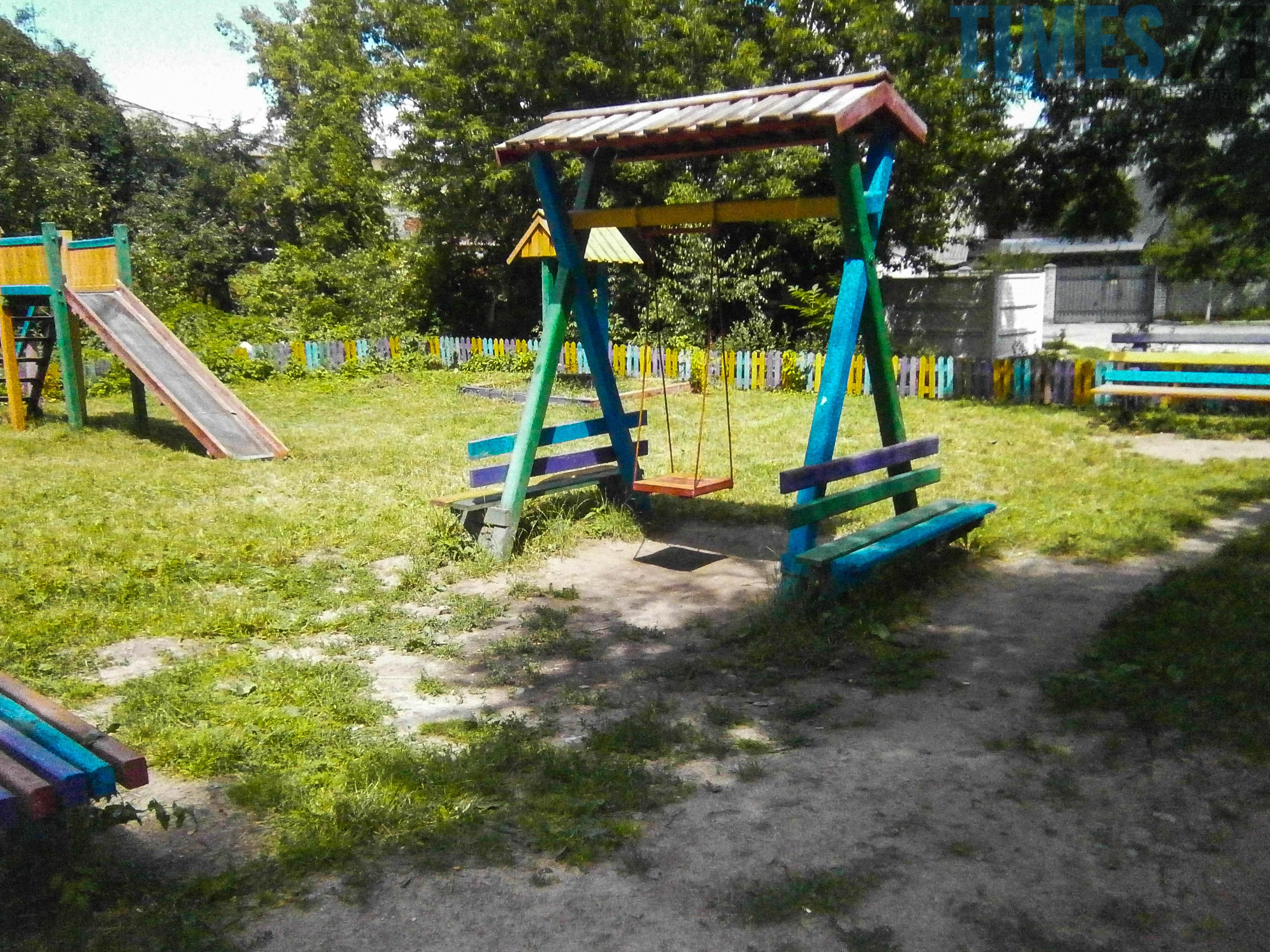 P7161646 - (Благо)устрій  житомирських дитячих майданчиків