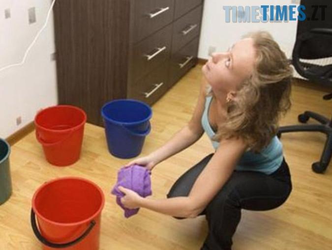 Затопили квартиру - що робити | TIMES.ZT