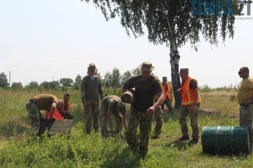 IMG 1308 e1503403686174 - Біатлон серед бригад Високомобільних десантних військ