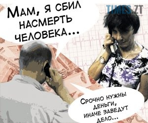 Вимагання грошей по телефону   TIMES.ZT