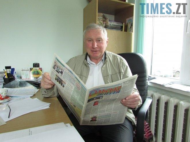 Михайло Ілліч - Скандальні вибори в Оліївській ОТГ: кандидати на голову