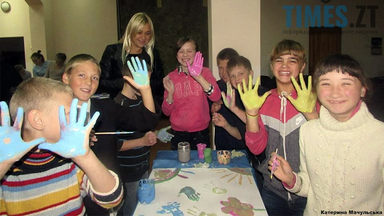 2 - «Стираємо бар'єри» або творчі заходи для вихованців дев'ятої школи