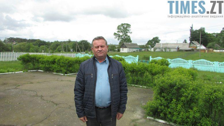 Валерій Митрофанович e1508989554624 - Скандальні вибори в Оліївській ОТГ: кандидати на голову